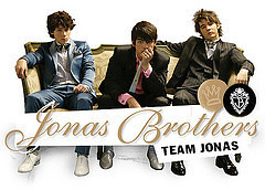 team jonas | by ♥BEING WEIRD IS C.O.O.L...DUHHH♥ *Cristina*