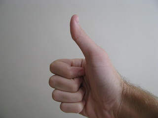 thumbs up | by TheTruthAbout