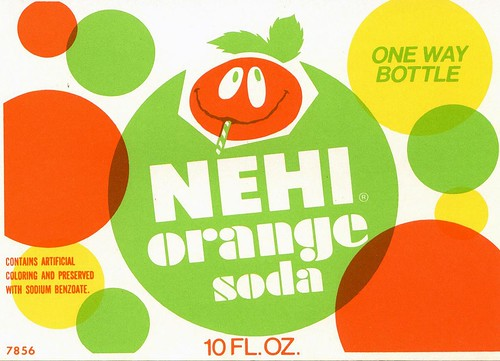 nehi orange soda | by julie wilson world