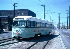 Crying Trolley.  Special In Vernon. | by Metro Transportation Library and Archive