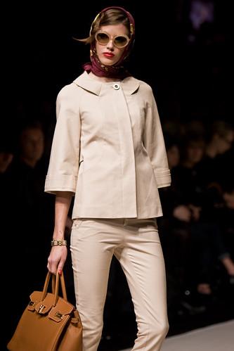 Fashion Week L Oreal Jeanne Fons Da