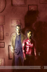 Doctor Who: The Whispering Gallery | by Ben Templesmith