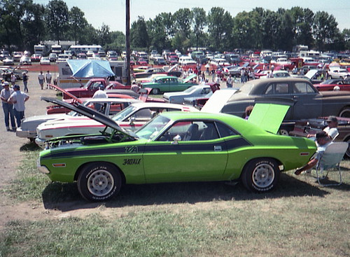 Chryslers At Carlisle >> 1970 Dodge Challenger T/A | Chryslers at Carlisle, July 18, … | Flickr