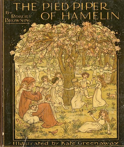The pied piper of Hamelin-Illustrated by Kate Greenway 1888 | by ayacata7