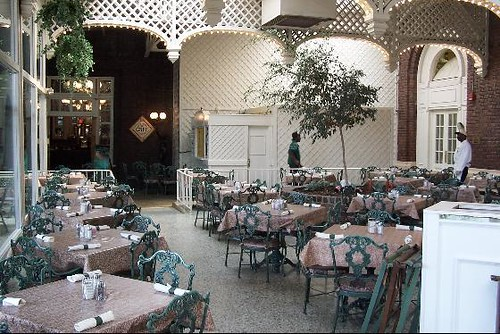 Garden Dining Room at the Chattanooga Choo Choo | by J. Stephen Conn