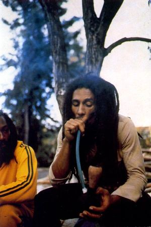 Bob Marley Smoking Pictures
