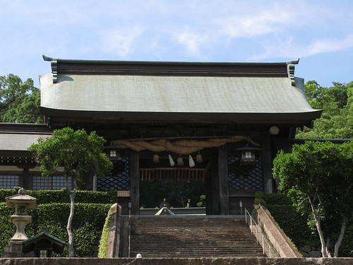 Suwa-jinja(shrine) / 諏訪神社(すわじんじゃ)