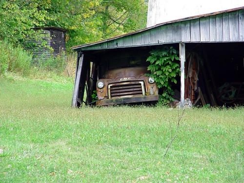 Barn Find | by Mike Tewkesbury