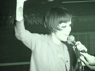 Crystal Castles @ Cuba, Galway | by Cian Ginty