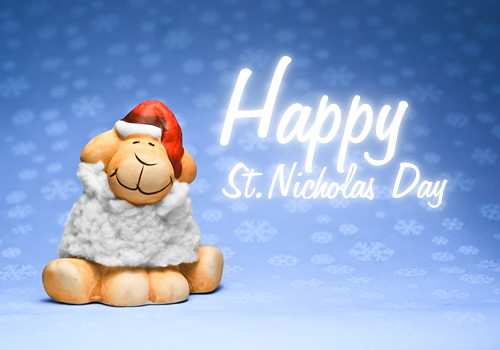 Happy St Nicholas Day Read The Rules Of Use The Photo