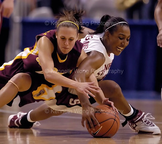 2007 PAC-10 Tournament: Stanford v. ASU | by kwongphotography