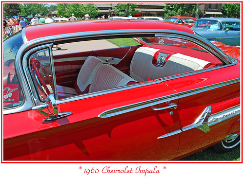1960 Chevrolet | by sjb4photos