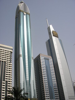 Rose Tower and 21st Century Tower | by pjf.id.au