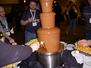 Chocolate fountain | by JesperEskilson