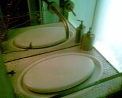 Restaurant Sink In Home Kitchen