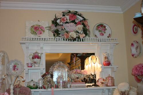 Rose Cottage Tea Rooms Symonds Yat