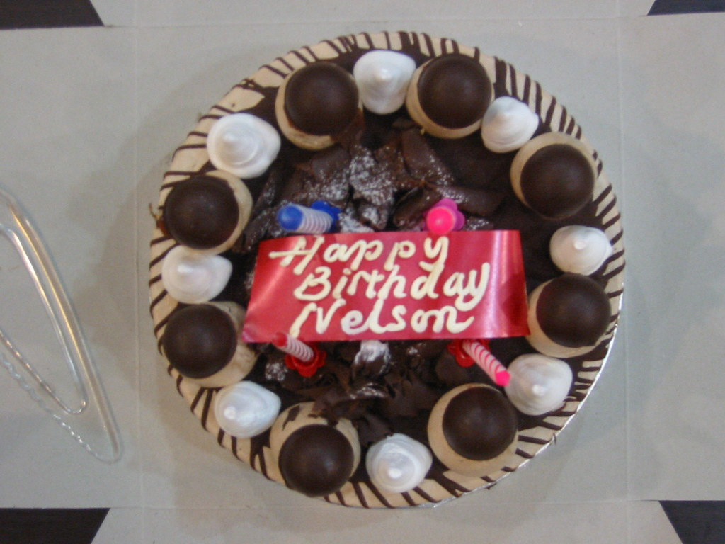 22th Birthday Cake