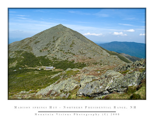 Northern Presidentials, NH - June 2008 | by Mountain Visions