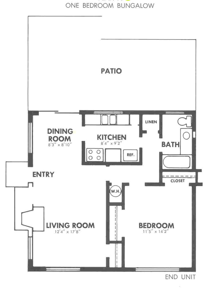 Baldwin hills village floor plans flickr for Baldwin floor plan