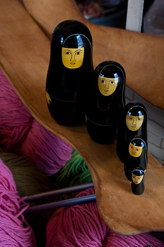 Nuns Nesting Dolls | by backpackphotography