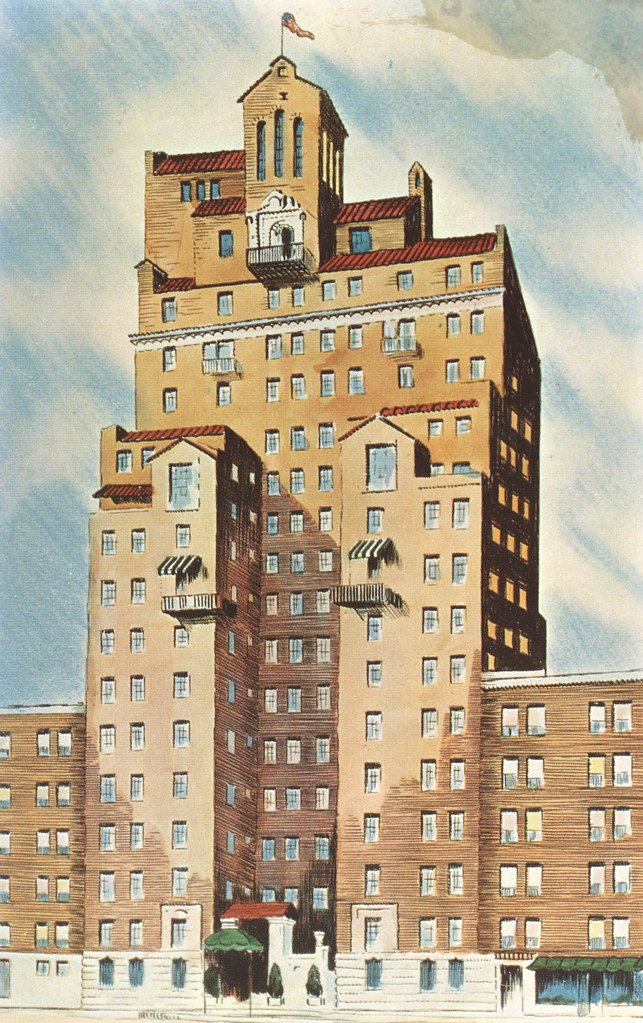 The Hotel San Carlos - New York, New York