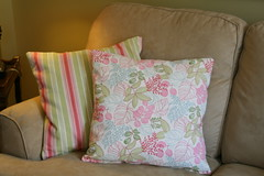 drab to fab pillow | by perched on a whim