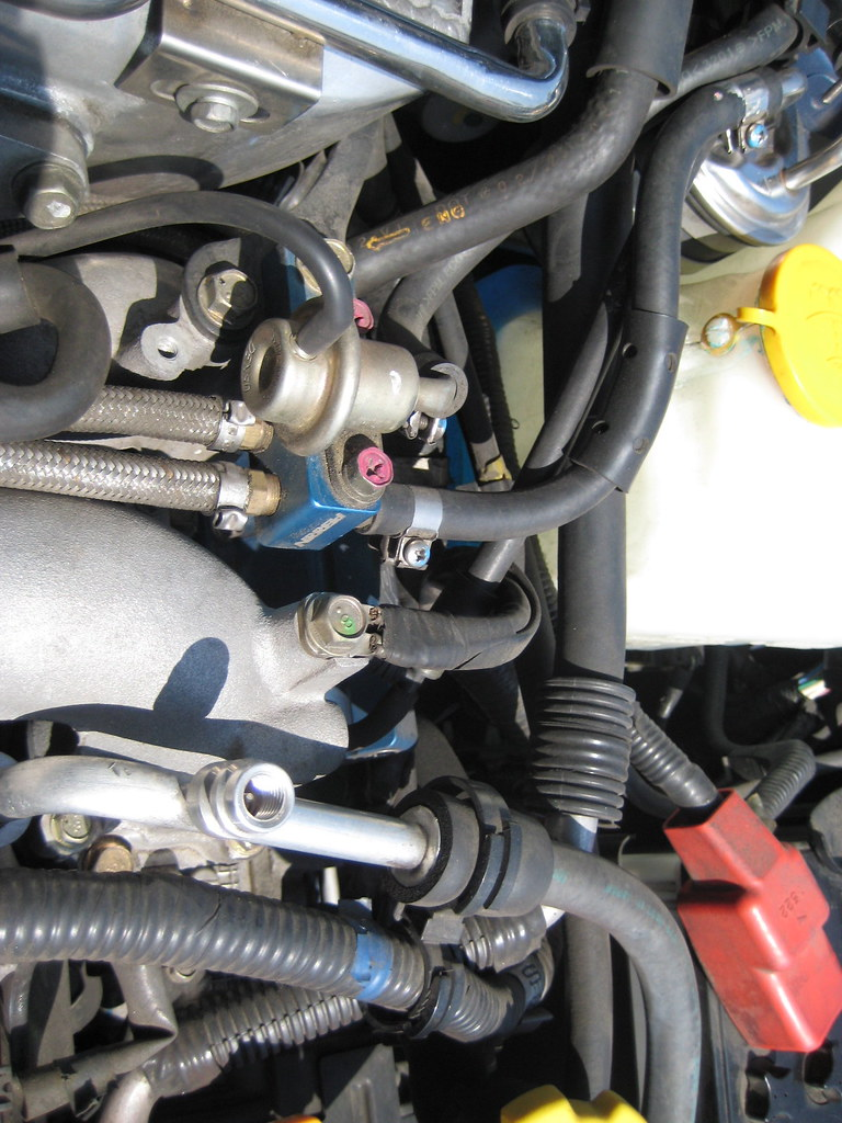 Perrin rails   aftermarket fuel rails to deliver the good st