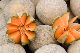 Cantaloupes | by clayirving