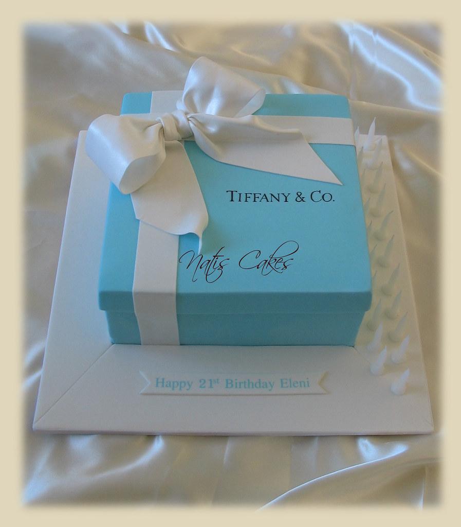 Tiffany Cakes