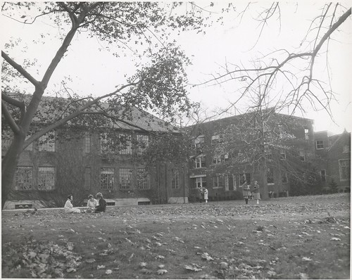 Pilgrim House | by Wheelock College Archives
