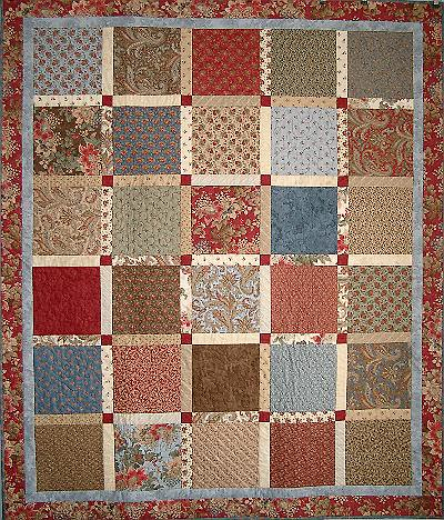 Layer Cake Modern Quilts