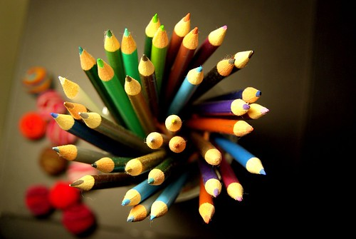 color pencil | by electricnude