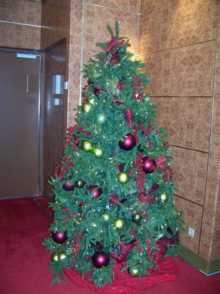 Christmas Tree on the Norwegian Star | cm_e | Flickr