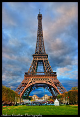 Eiffell Tower | by Joshua Gunther