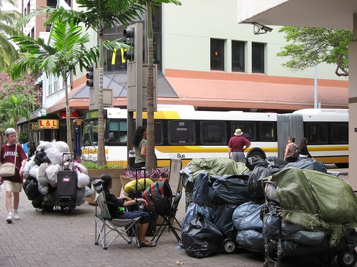 Homeless in Honolulu | by beautifulcataya