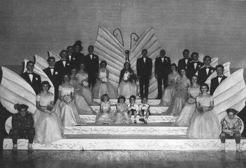 March 1952 :  Spring Reign Annual Dance | by Beaverton Historical Society