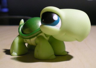 LPS *TURTLE* | by *the alla menta*