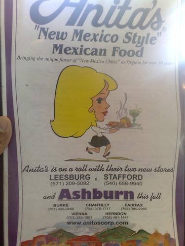 Anitas Mexican Food Ceo