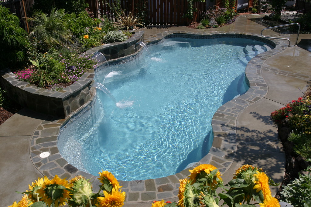 Custom Pools By Design custom pools by design pool ideas luxury in ground swimming pool Ca Laguna 36b Viking Pools Free Form Design Custom Pools Fremont Ca