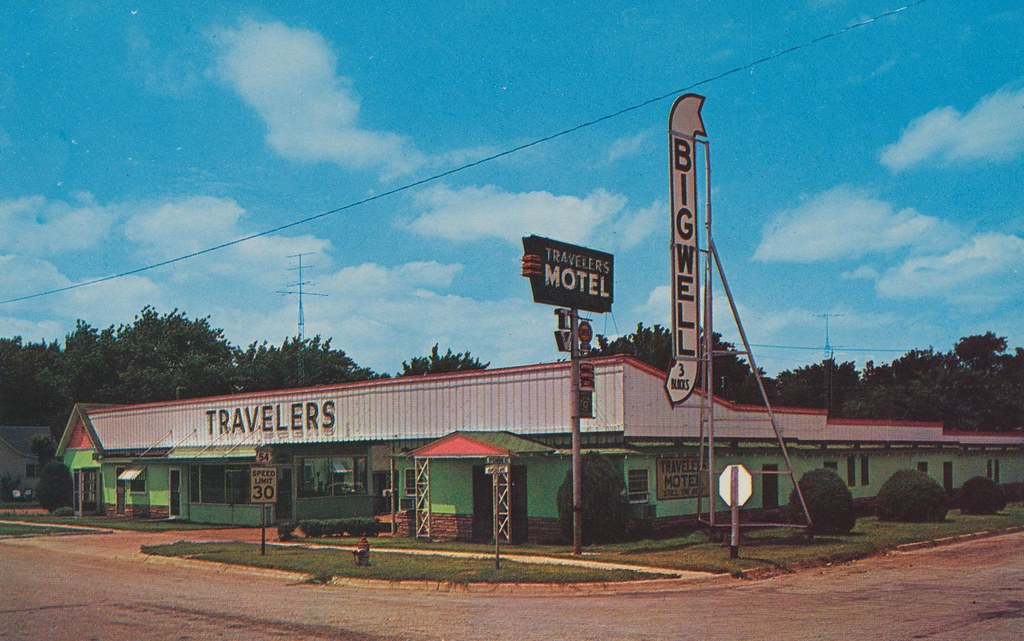 Travelers Motel - Greensburg, Kansas