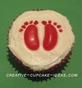 ... Baby Shower Cupcake Idea | By Creative Cupcake Ideas.com