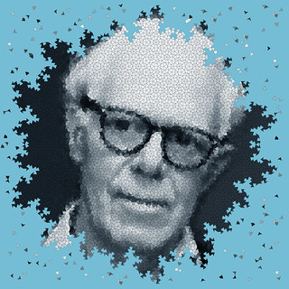 Martin Gardner - Puzzlemaster | by Bruce Torrence