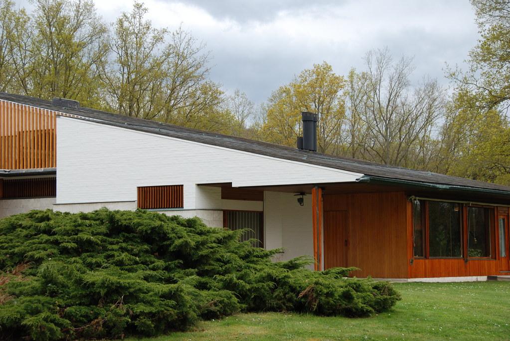 Alvar aalto la maison louis carr flickr for Alvar aalto maison
