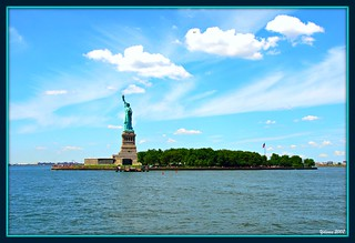 Statue of Liberty New york City | by yilenes