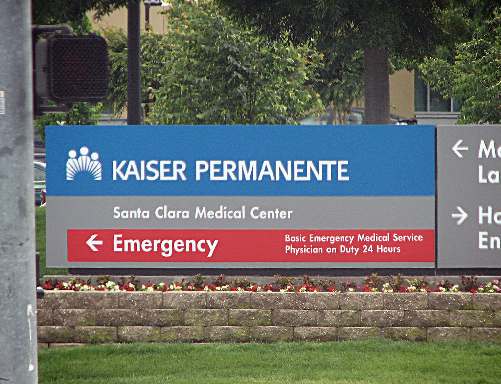 Kaiser Permanente Emergency Room - Santa Clara | This is the… | Flickr