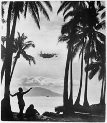 Papeete, Tahiti, [195-?] | by National Library of New Zealand