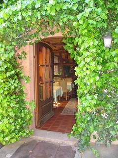 la meuniere entrance via the restaurant thannenkirch claudia flickr. Black Bedroom Furniture Sets. Home Design Ideas