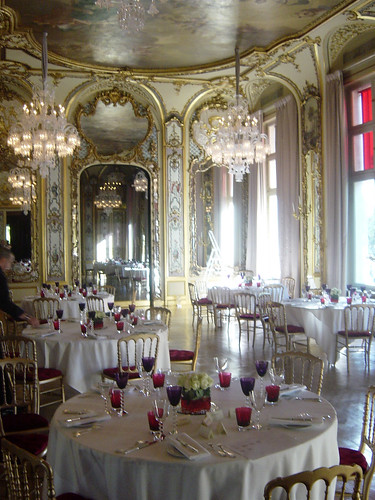 The Cristal Room The Baccarat Musee Paris France