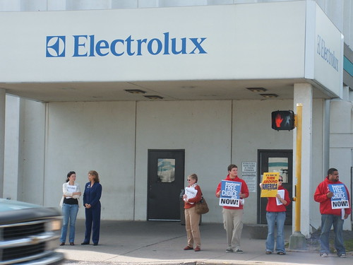 MN: East Central - IAM Electrolux Plant Leaflet | by AFL-CIO Field
