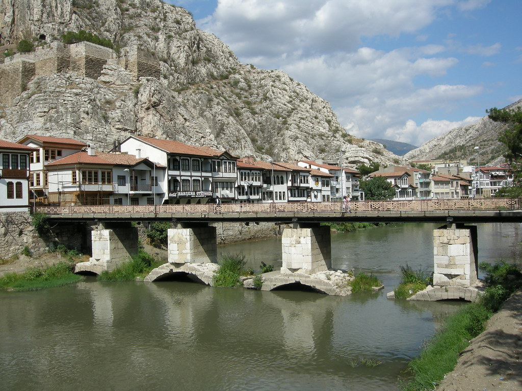 amasya alçak köprü ile ilgili görsel sonucu